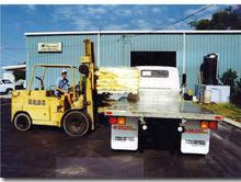 Salt delivery in Wimauma, Sun City Center,  Ruskin, Apollo Beach, Brandon, Dover, Seffner, Plant City, Tampa FL.